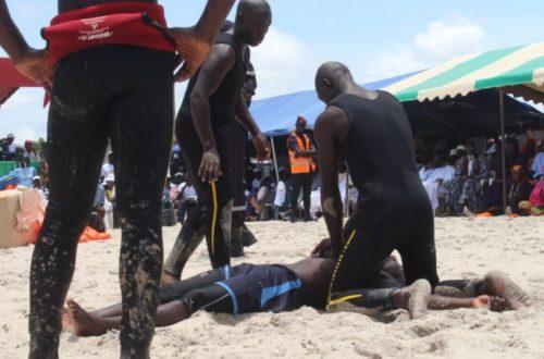Article : Lutte contre les noyades au Sénégal: 10 consignes de sécurité aux baigneurs