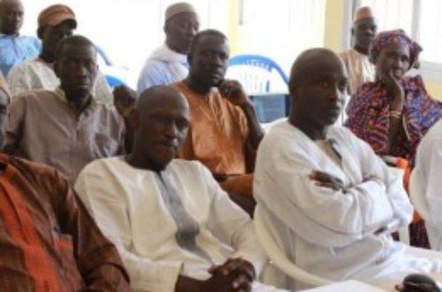 Article : Bargny: Le CLP prépare les acteurs sur le repos biologique du Thiof